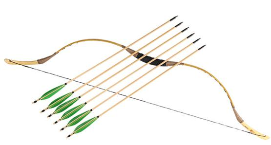 Bow and Arrows