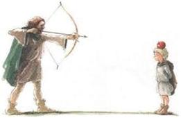 William Tell and His Bow
